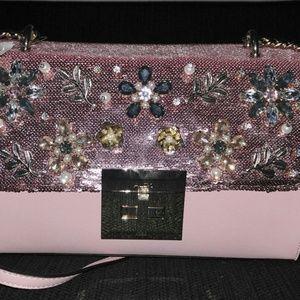 53a8a23ab8d ALDO Bags - Aldo Light Pink Peach Derosia Crossbody Bag